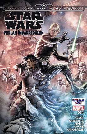 Star Wars - Shattered Empire #04