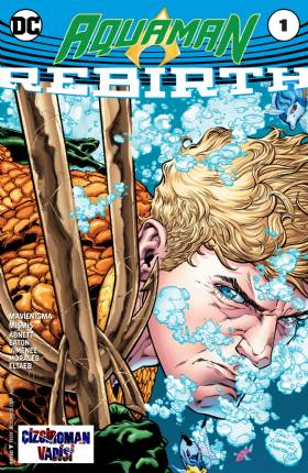 Aquaman - Rebirth #01