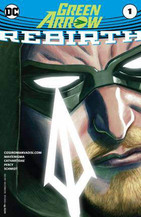 Green Arrow - Rebirth #01