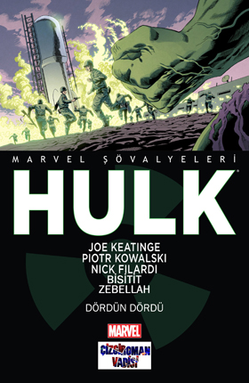 Marvel Knights Hulk #04