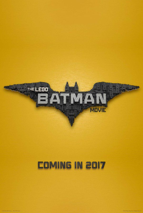 'The Lego Batman Movie' Comic-Con Trailer'ı Acayip Komik!