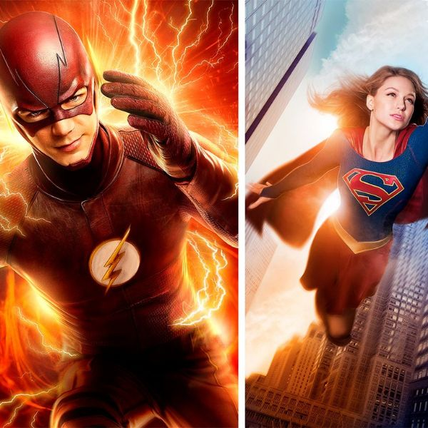 ONAYLANDI: The Flash, Supergirl'de Yer Alacak!