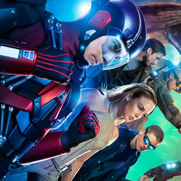 Yeni Legends of Tomorrow Posteri Geldi