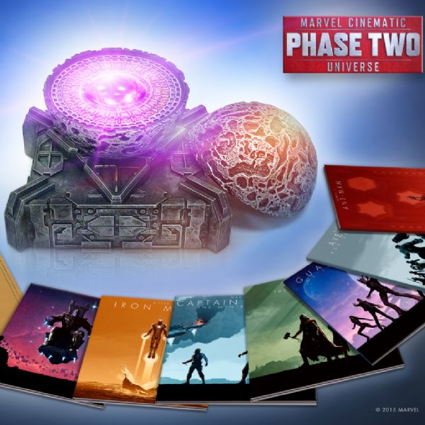 Marvel Phase 2 Kutulu Setinden Yeni Konsept ve Video Geldi